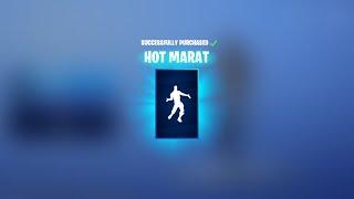 """Comment débloquer de nouveaux gratuits """"Hot Marat"""" (Wreck It) Emote On Fortnite Battle Royal! - Jason Mc"""
