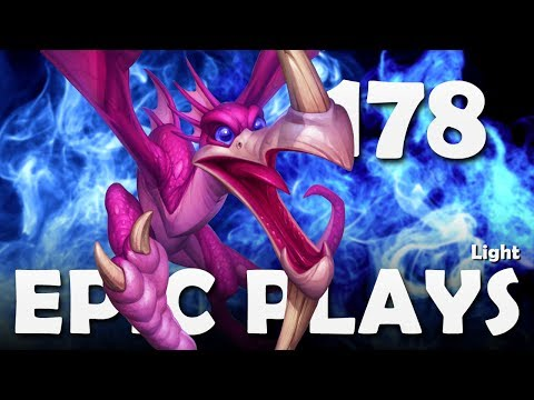 Epic Hearthstone Plays #178
