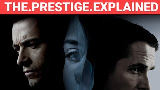 The Prestige (2006) | Full Movie | Explained in Tamil | Christopher Nolan | Film Leader