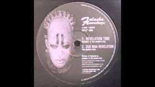Shandi I & The Shanti Ites - Revelation time + Dub