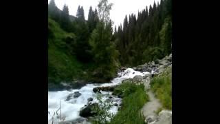 ГДЕ МОЖНО ОТДОХНУТЬ В АЛМАТЫ ? (Алма-арасан ущелье)(в горах супер., 2015-06-25T04:30:07.000Z)