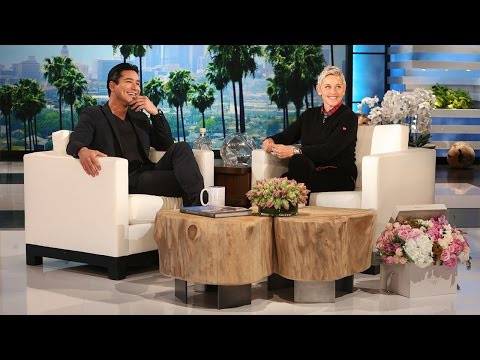 Mario Lopez Faces the Bowl of Interesting Questions