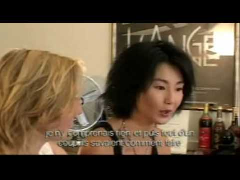 Maggie Cheung and Nathalie Richard 2003 interview