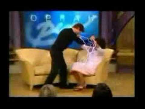 Tom Cruise Kills Oprah extended version