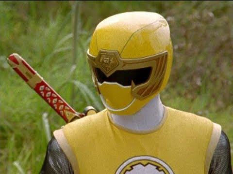 Power Rangers Ninja Storm - Power Rangers vs Beevil | Episode 22