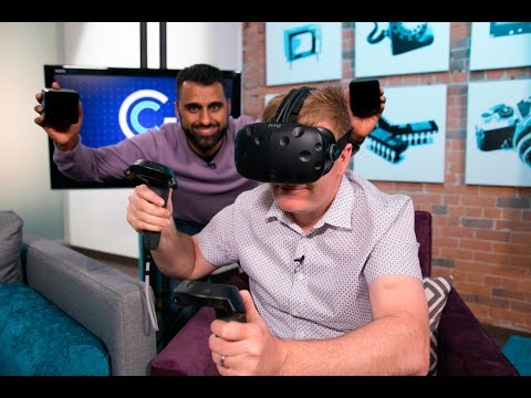 Most immersive VR experience in 2016  | GetConnected