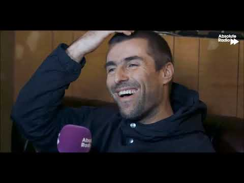 Liam Gallagher interview - Dave Berry, Absolute Radio, November 8, 2017