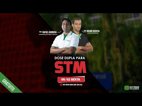 Dose Dupla para STM | Administração Geral e Pública + Gestão de Pessoas