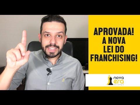 Aprovada a Nova Lei de Franquias!