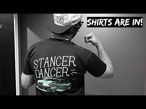 I buy my DREAM TRUCK! The COMPACT Clutch EXPLODES! STANCER DANCER TEE'S!