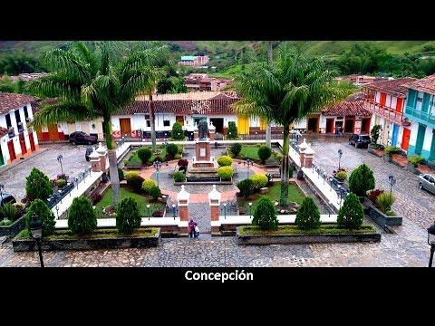 Antioquia, 125 pueblos y municipios en fotos