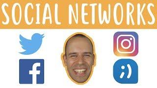 Social Networks In Spain - Beginner Spanish - Spanish Culture #20
