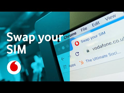 How To: Swap Your SIM Card