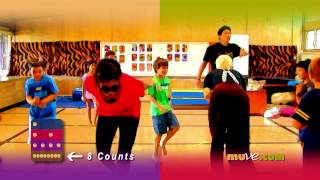 Dance Games For Kids   School Exercises With Muve For Kids Workout