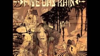 FIVE DAY RAIN - Marie