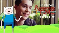The Ultimate Jeremy Shada Interview!