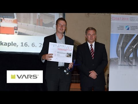 VARS BRNO a.s. - Czech Transportation Construction - Technologies of 2013