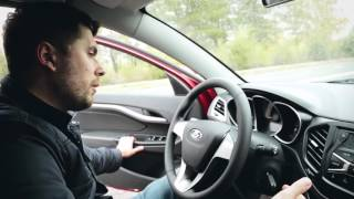 Тест драйв Lada Vesta от Антона Воротникова   TopAuto
