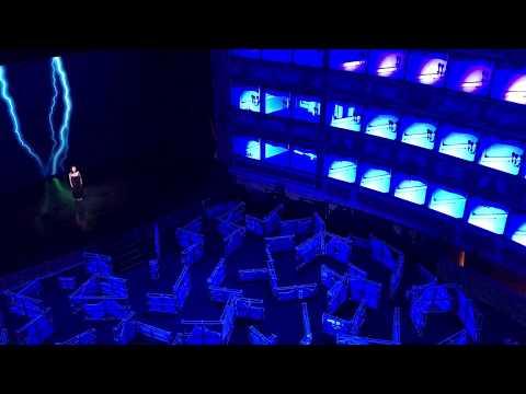 FENIX DNA (Fabrizio Plessi)