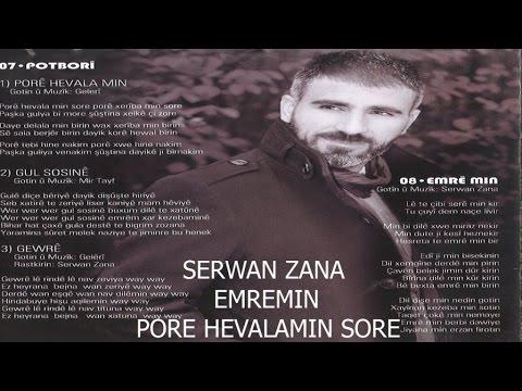 SERWAN ZANA cano kürtçe süper aşk şarkısı - SERWAN ZANA kürtçe aşk şarkısı CANO