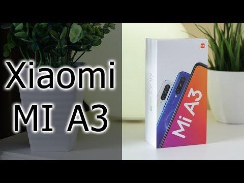 ОБЗОР | Android One смартфон Xiaomi MI A3