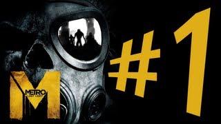 Metro : Last Light - Parte 1: De Volta ao Inferno Nuclear! [ Detonado Playthrough em PT-BR ]