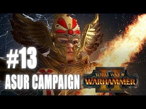 Total War: Warhammer 2 - High Elf Campaign #13