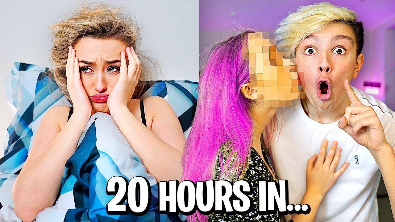 Couple Break Up For 24 Hours Challenge Youtube