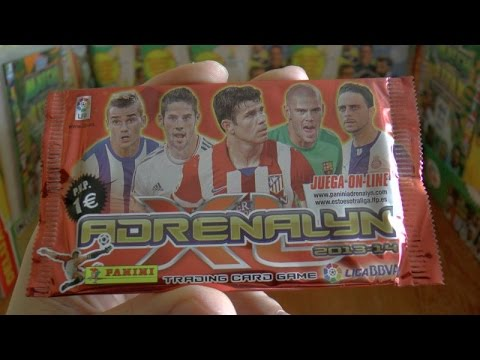 PACK OF THE DAY #163 Panini Adrenalyn XL Liga BBVA 2013 / 2014 Trading Cards