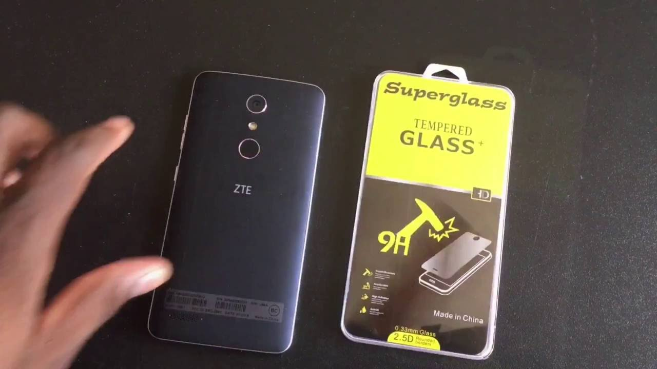 Zte Maven Screen Protection Videos - Waoweo