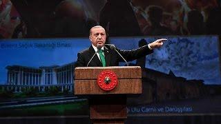 EU and Turkey - drifting further apart?