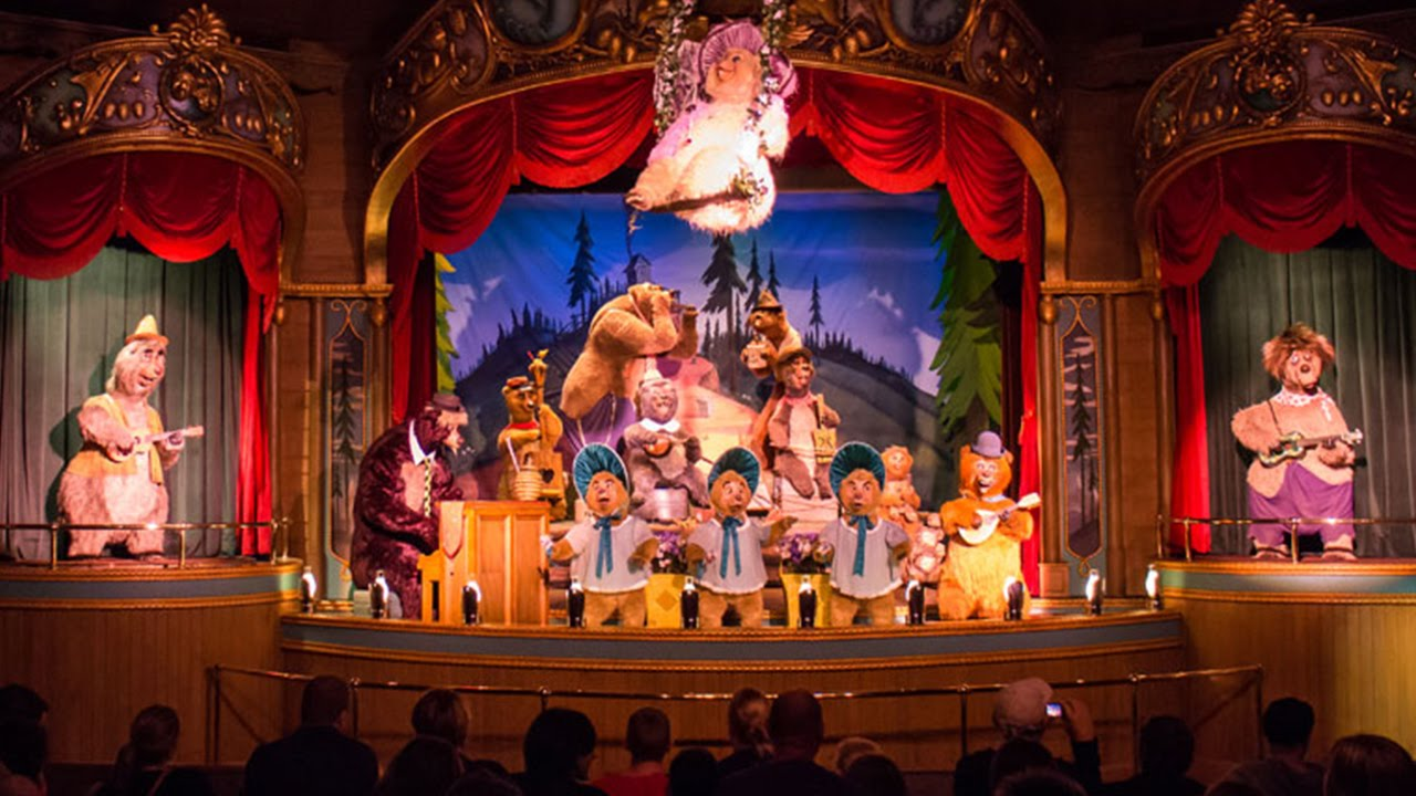 Image result for country bear jamboree