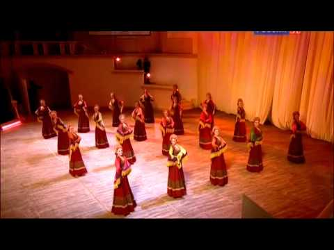 "Concert Ensemble ""Berezka"" Russian Folk Country Music Dance  Russia Amazing MUST SEE! thumbnail"