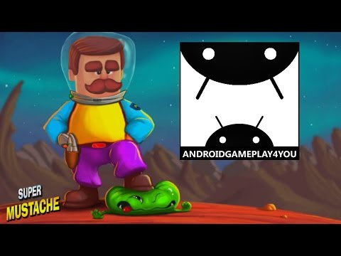 Super Mustache Android GamePlay Trailer (1080p) (By Serkan Bakar) [Game For Kids]