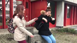 Schulprojekt Kurzfilm Mobbing B1B