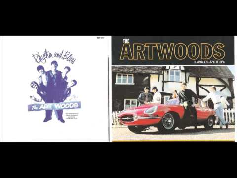 THE ARTWOODS - Singles A