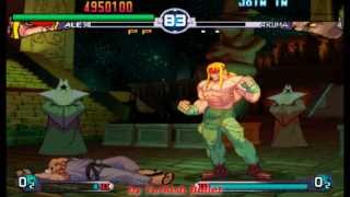 Street Fighter III: 2nd Impact - Giant Attack (Arcade) - (Alex | Hard Difficulty)