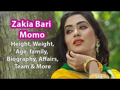 Download Zakia Bari Momo Height, Weight, Age, Affairs, Wiki & Facts