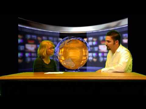 Kristin Finney Interviews Richard Banks