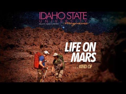 NASA BASALT - Idaho State University