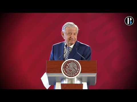López Obrador promete menores impuestos y más inversión para Pemex