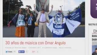 30 Años de musica con Omar Angulo