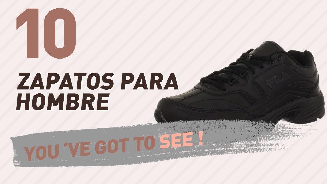 Fila Zapatos Para Hombres    Nuevo Y Popular 2017 - YouTube 3c08987fb37a1