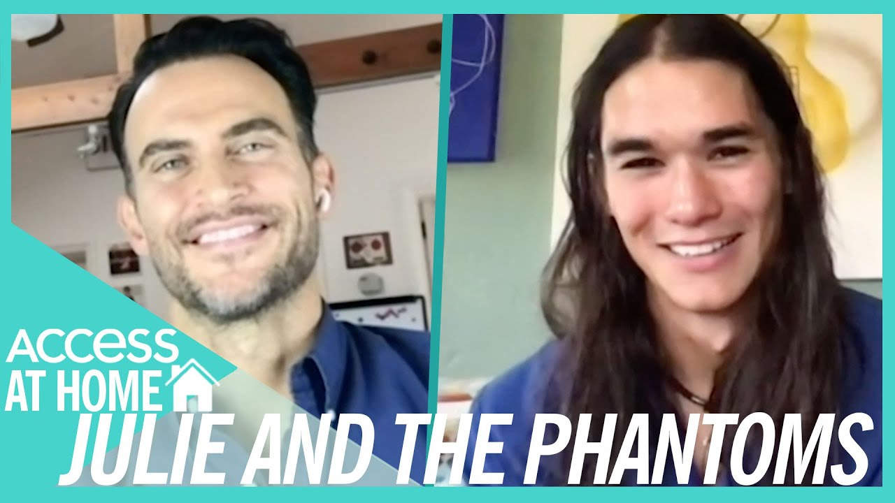 Booboo Stewart On Sexuality In 'Julie And The Phantoms'