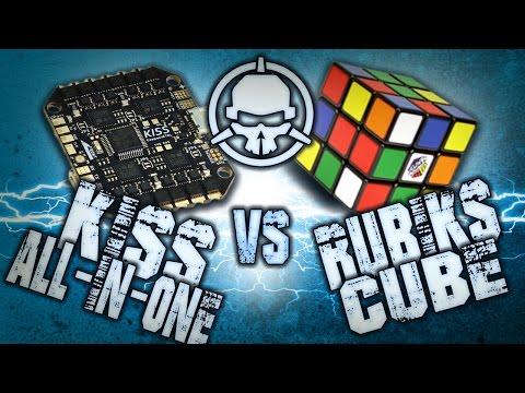Kiss AIO Vs Rubik's Cube