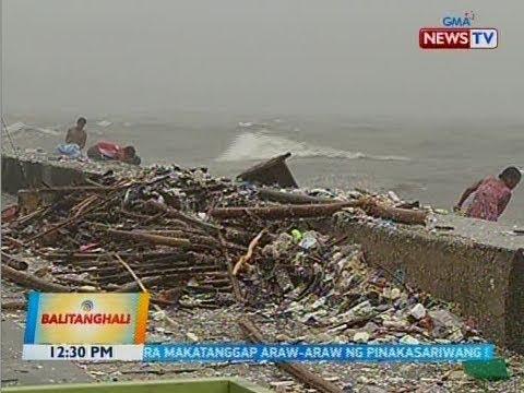 Water treatment ng mga establisimyento sa paligid ng Manila Bay, isa sa mga tinututukan ng gobyerno
