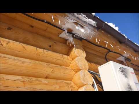 Нужна ли вентиляция в деревянном срубе? - Личный опыт