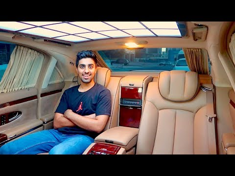 Here's Why The Maybach Is Worth $300,000 !!!