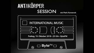 INTERNATIONAL MUSIC - Für Alles ENSSLIN RESEARCH REMIX (Antikörper Session)
