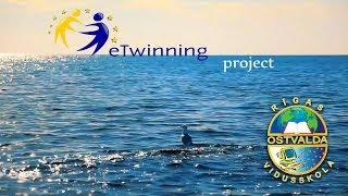 "Riga Ostwald secondary school. eTwinning project. ""WATER"""